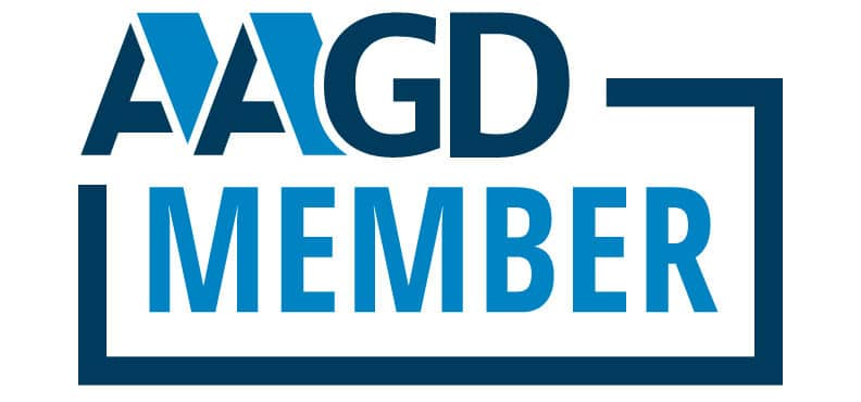 Logo of Apartment Association of Greater Dallas for multifamily roofing