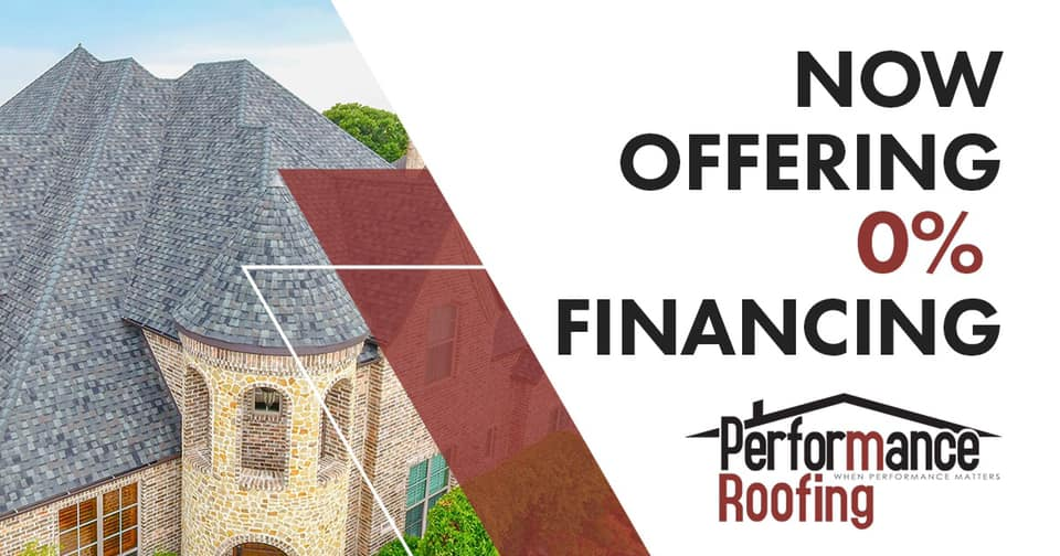Roofing Contractor now offering financing