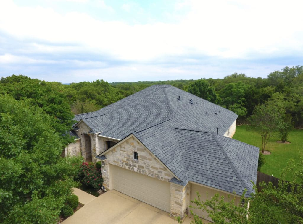 Austin, Texas - Roof replacement